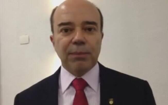 O juiz Roberto Caldas, presidente da Corte Interamericana de Direitos Humanos