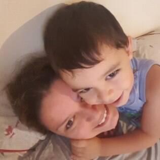 Odara e o filho, Franco
