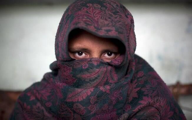 Índia: 24.206 casos de estupro foram registrados em 2011. Maioria das mulheres tem entre 18 e 30 anos. Em 94% dos casos, o agressor é alguém próximo. Foto: Getty Images