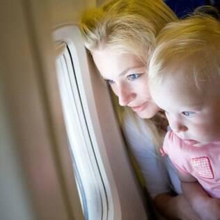 Viajar com crianças é sempre uma delícia, mas precisa de cuidados especiais