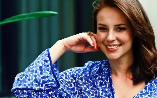 Paola Oliveira é a estrela do filme