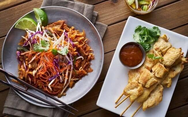 Conheça melhor a culinária tailandesa e aprenda receitas tradicionais