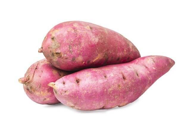 A batata doce, apesar de mais saudável, é calórica