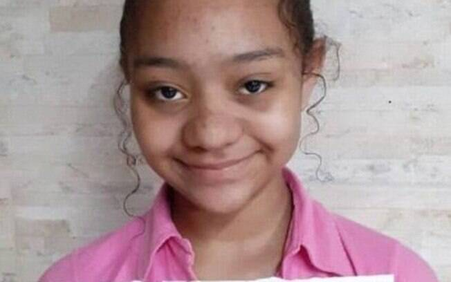 Rayanne tinha 10 anos