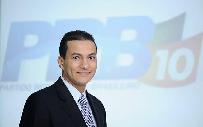 Marcos Pereira, presidente nacional do PRB, afirma que partido passará a adotar o nome de 'Republicanos'