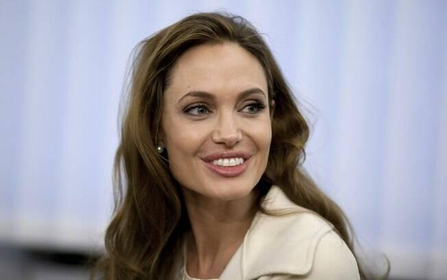 Angelina Jolie receberá um prêmio no Festival de Cinema de Berlim no próximo dia 13
