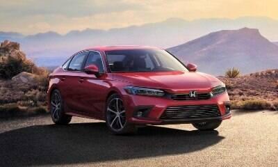 Novo Honda Civic começa a ser vendido