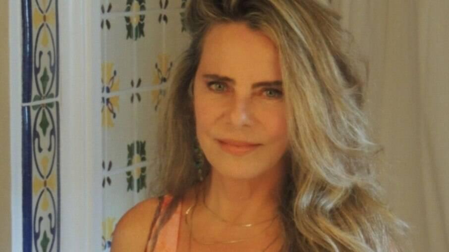 Bruna Lombardi reflete sobre a vida: 'É preciso estar no comando'