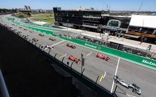Entradas para o GP Brasil de Fórmula 1 em 2019 custarão entre R$ 610 a R$ 16 mil