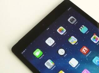 iPad Air deve ganhar nova versão nesta quinta