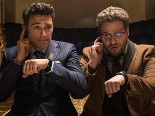 James Franco e Seth Rogen interpretam dois jornalistas contratados para matar Kim Jong-un