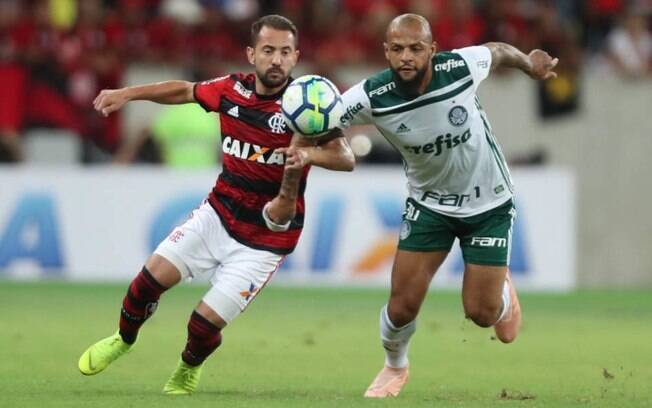 Palmeiras e Flamengo se enfrentam às 16h de domingo (01) no Allianz Parque