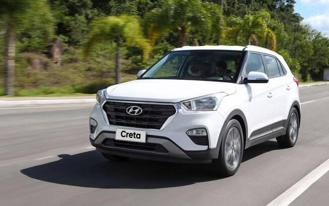 O Hyundai Creta será vendido com motores 1.6 e 2.0 para disputar com Honda HR-V e Jeep Renegade.