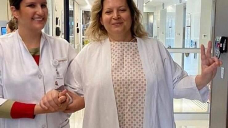 Joice Hasselmann Passa Por Cirurgia Para A Retirada Completa Do Utero Politica Ig