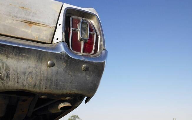 Carros antigos eram mais suscetíveis à ferrugem, mas os modernos não estão totalmente livres desse problema