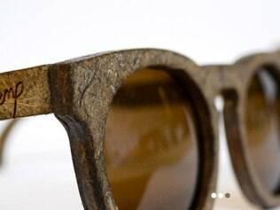 Empresa inova e cria óculos com fibra de maconha.