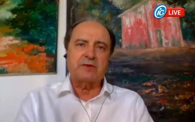 Eduardo Coelho foi entrevistado pelo iG nesta quarta-feira (05)