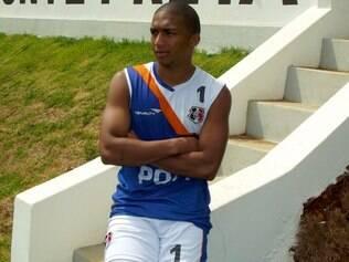 Titular, Danilo não teve contrato renovado com o Santa Cruz