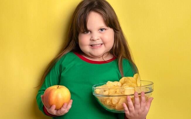 Obesidade infantil é uma doença e deve ser tratada!
