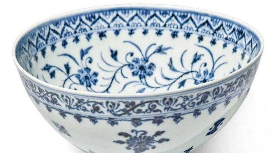 Segundo especialistas, objeto pertenceu a dinastia chinesa Ming