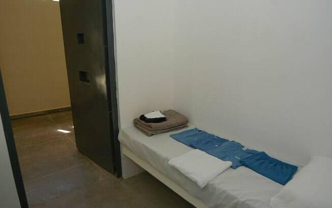 Cela individual em unidade do Sistema Penitenciário Federal