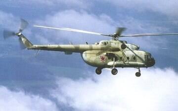 Queda de um helicóptero mata 21 pessoas na Rússia