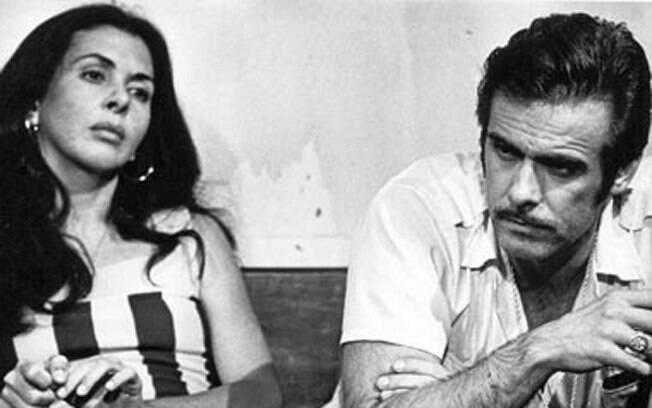 Betty Faria e Francisco Cuoco em