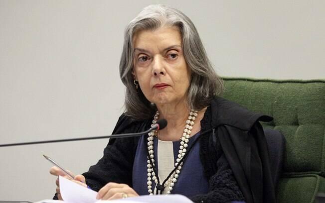 Ministra do STF Cármen Lúcia