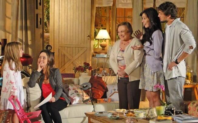 Ana aceita convite para visitar casa de Manu e Rodrigo