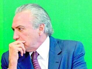 """Para o vice-presidente, Dilma """"está ainda numa boa posição"""""""