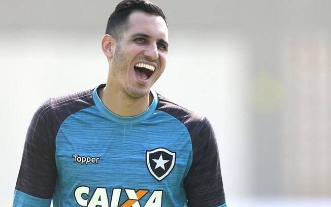 Gatito Fernández, do Botafogo