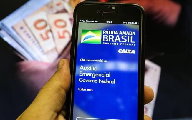 PagSeguro PagBank antecipa o recebimento das parcelas do auxílio emergencial