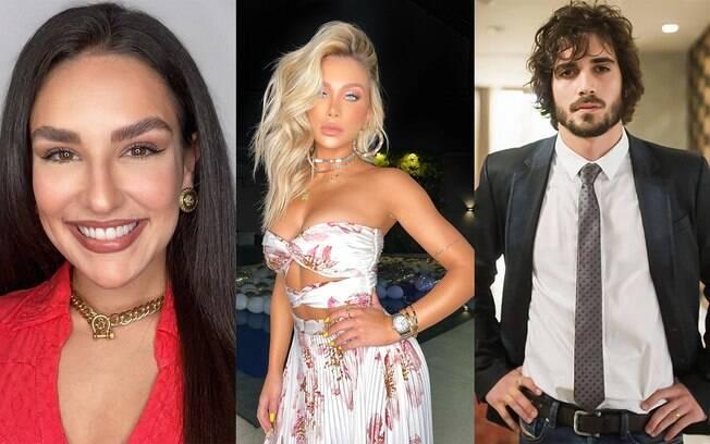 Kéfera, Flávia Pavanelli e Fiuk são algumas das celebridades cotadas para o