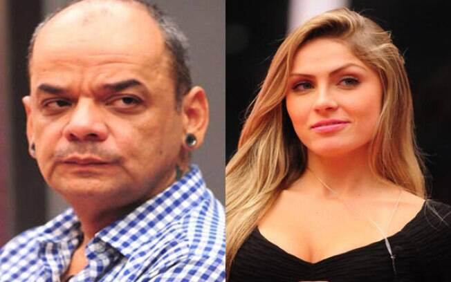 Renata e João Carvalho dividem a berlinda