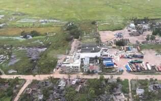Sobe para 417 o número de mortos após ciclone em Moçambique
