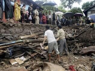 Terremoto no Nepal deixou 4.310 mortos