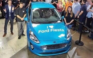 Ford começa a produzir a nova  geração do Fiesta na Alemanha. Saiba detalhes