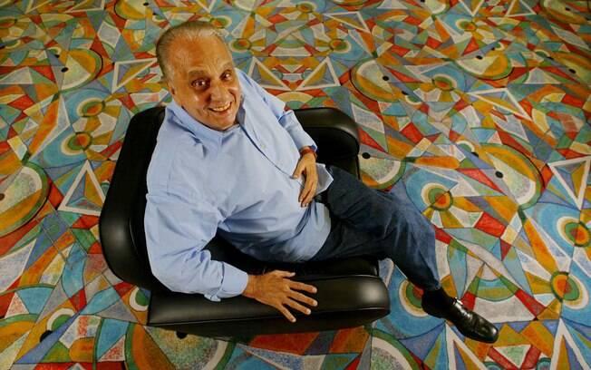 Ator Jorge Dória, o primeiro Lineu da série