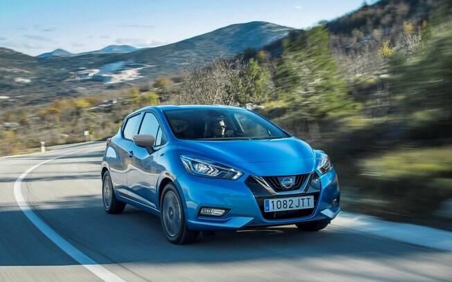Nissan March: nova geração é cotada para ser feita no Brasil para brigar com os novos hatches compactos premium