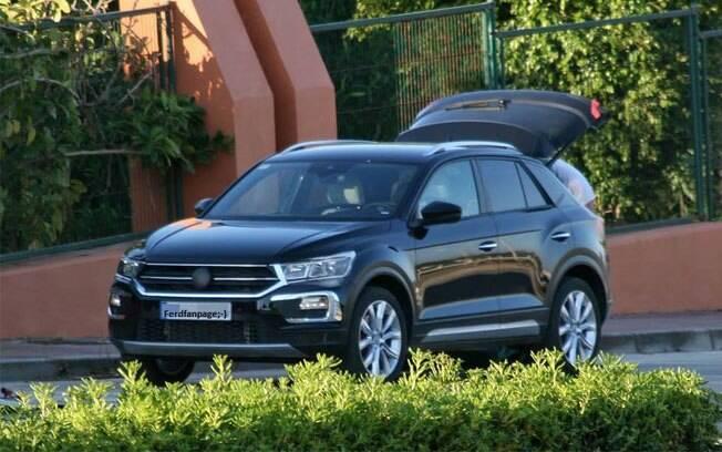 Flagrado na Europa, o Volkswagen T-Roc pode virar uma alternativa ao novo Tiguan no Brasil