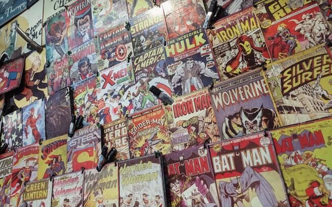 Você não vai precisar passar o Dia do Orgulho Geek correndo atrás de gibis se baixar o aplicativo Marvel Comics