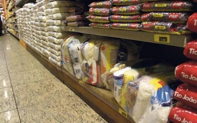 Distribuição Alimentícios