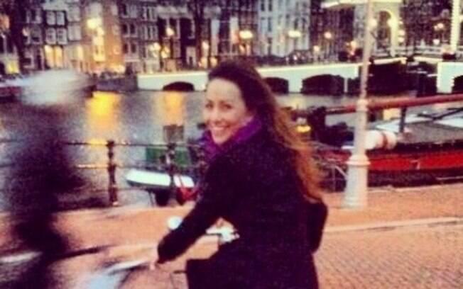 Sabrina Sato de férias na Europa