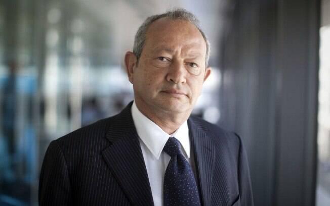 Naguib Sawiris, o bilionário egípcio que consegue lucrar com Brasileirão