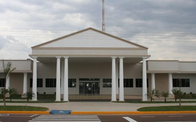 Fórum de Sinop (MT), cidade onde homem foi preso por estuprar enteada de 4 anos
