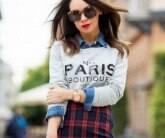 Veja como usar blusa de moletom e mesmo assim arrasar no look