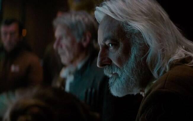 Andrew Jack interpretou o General Ematt em dois filmes da franquia