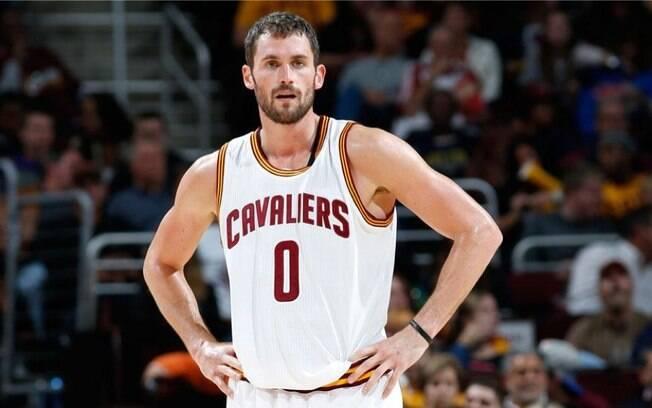 Kevin Love é um astro do Cleveland Cavaliers