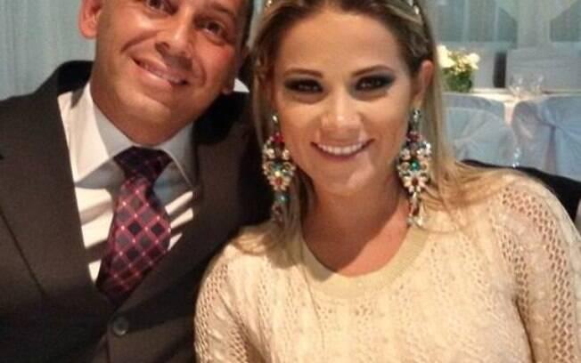 Casal Adriano Souza, de 41 anos, e Daiane Osório, de 39 anos, morreram no desabamento