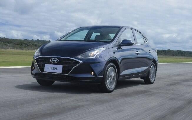 Hyundai HB20S: versões mais equipadas chegam no mês que vem, mas as demais já estão disponíveis nas concessionárias